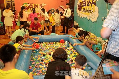 """新昌【绿城·兰园】6月28日海豚计划夏令营启幕 孩子们玩""""嗨""""啦!"""