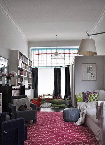 床底墙面超强利用 12款小户型卧室案例