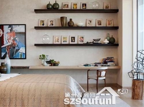 可爱的小书架不仅可以让你享受阅读的时光,还能让你的房间变得更加动