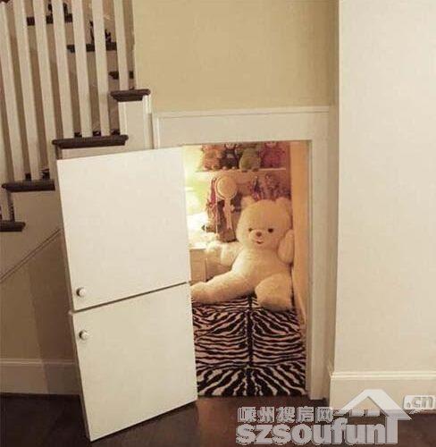 家庭密室设计 18张装修效果图-嵊州房产资讯
